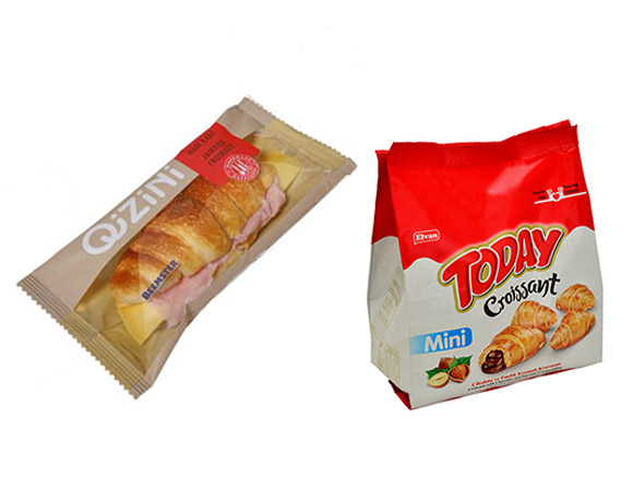 Croissant packaging