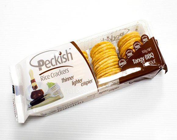 Cookies packaging with tray
