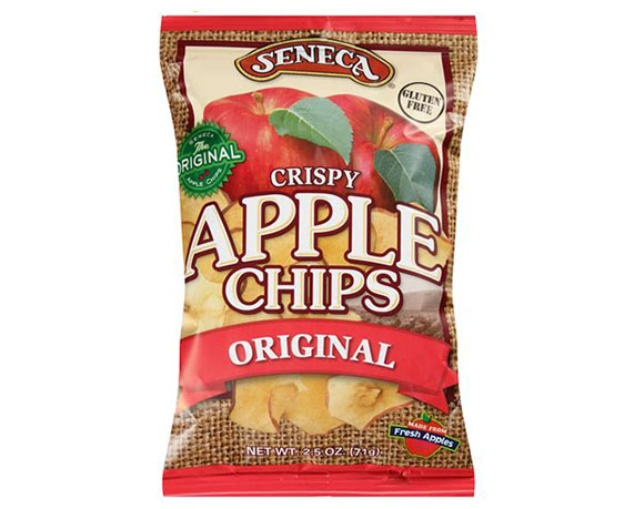 Apple chips packaging