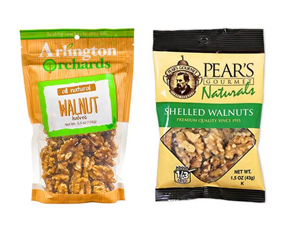 Walnut packaging