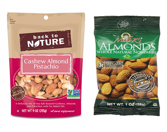 Almond packaging
