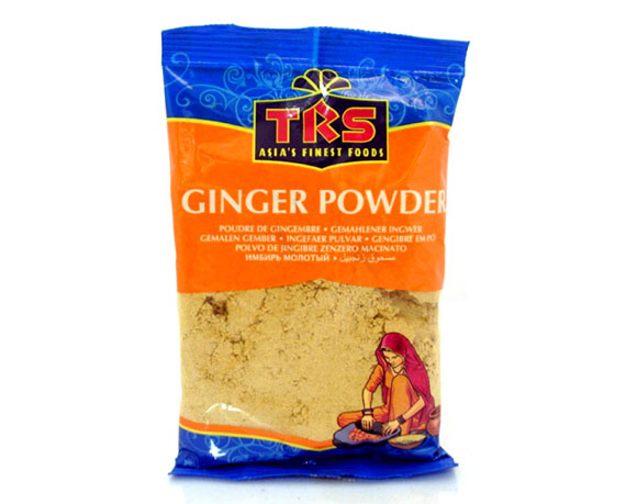 Ginger powder packaging