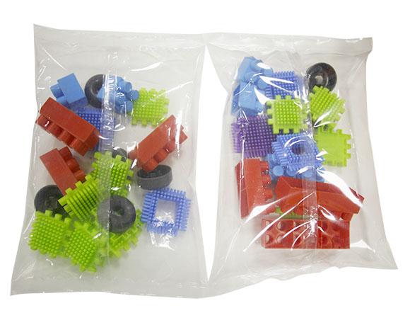 Building blocks packaging