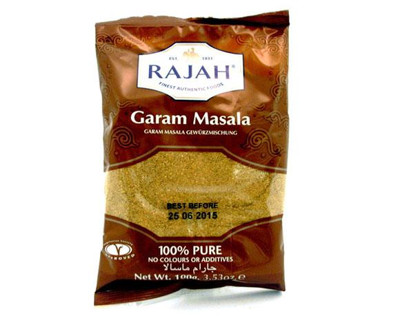 Masala powder packaging