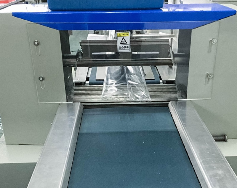 Horizontal Form Fill Seal Flowpack Machine