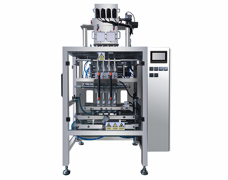 Multi Lane Powder Stick Packing Machine