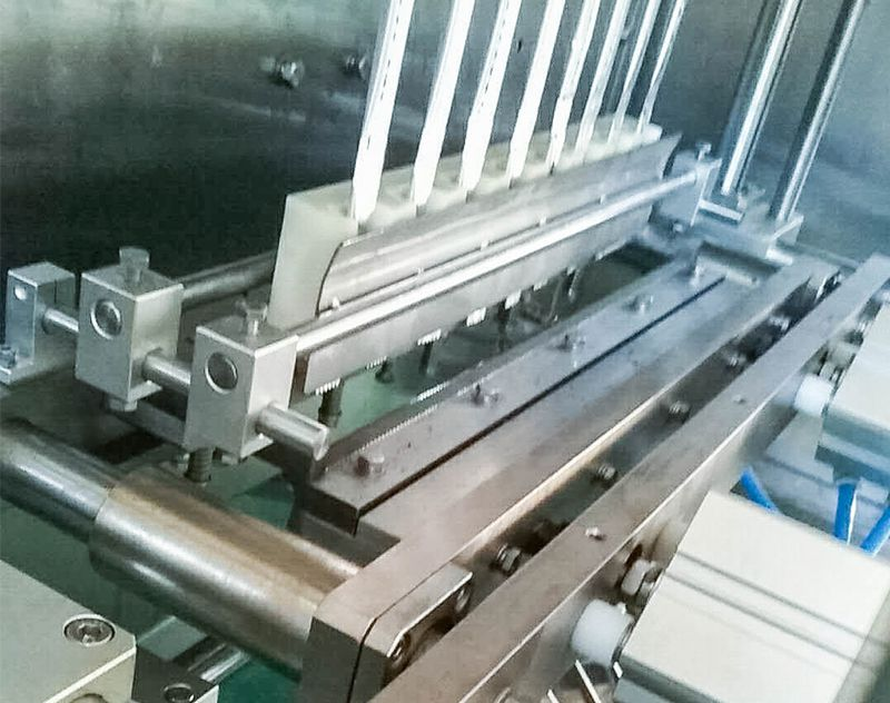 Multi Line Powder Stick Packing Machine
