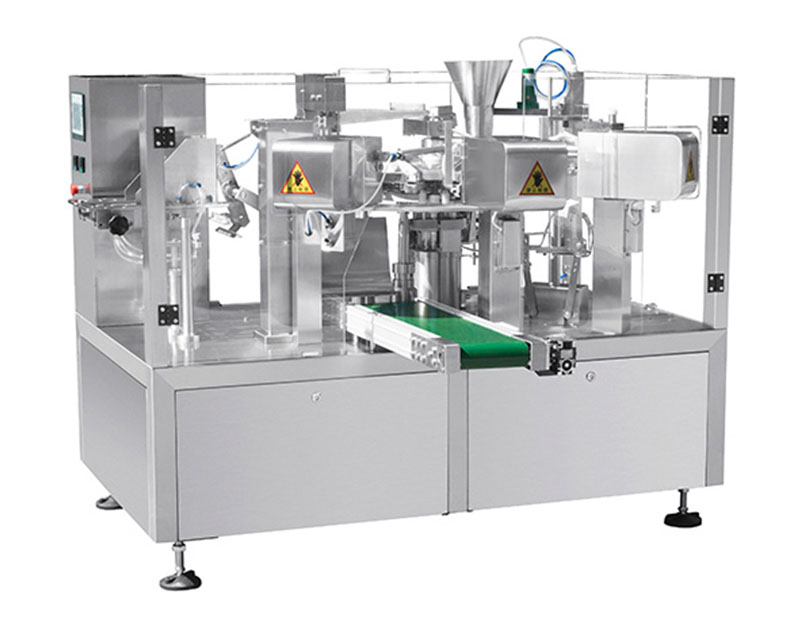 Premade Pouch Rotary Packing Machine