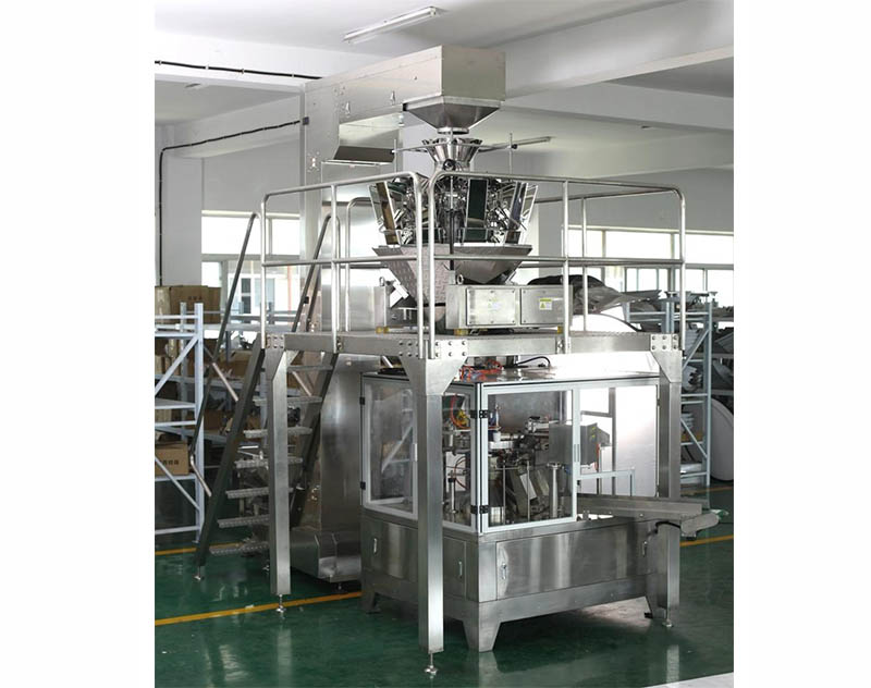 Doypack Packing Machine for Grain / Solid Food