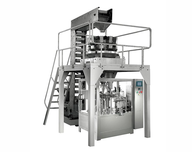 Doypack Packing Machine for Grain And Solid Food