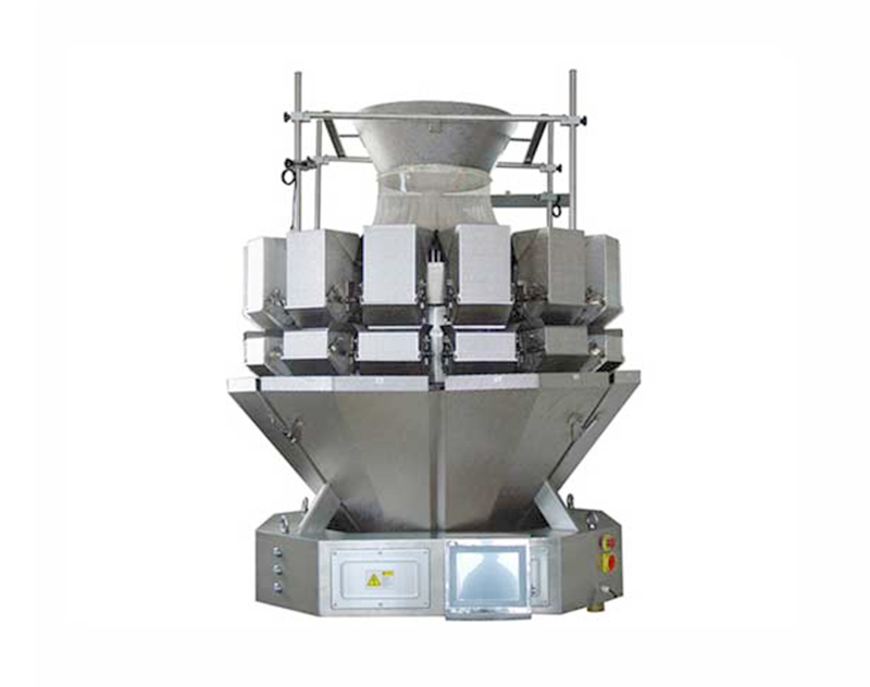 Multi Head Weigher for Vegetable Salad / Fresh Fruits