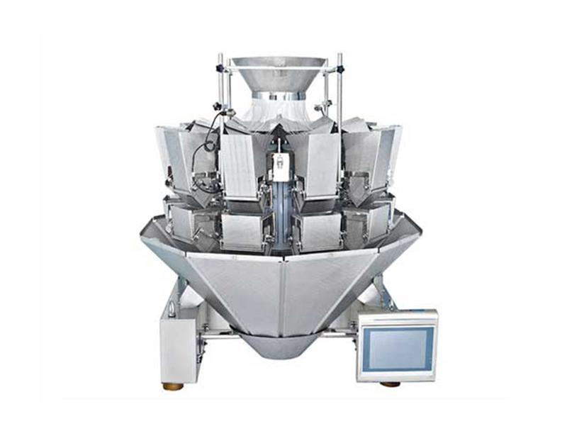 Multihead Weigher for Frozen Food