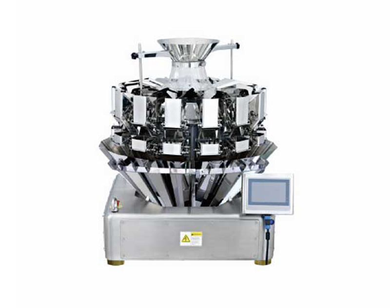 Multi Heads Weigher for Stick-shaped Products