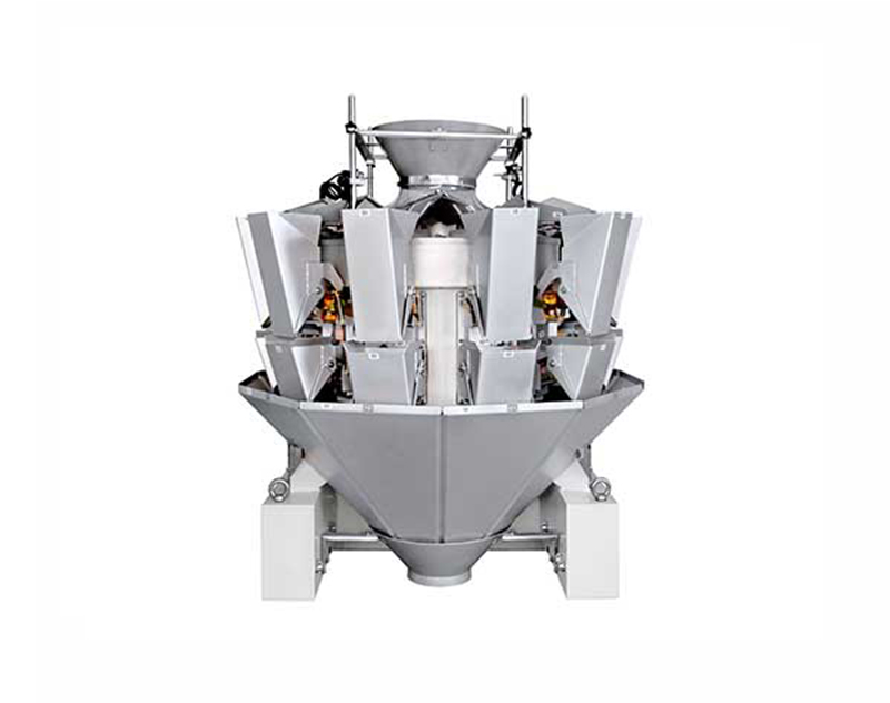 Multi Heads Weigher For Hardware