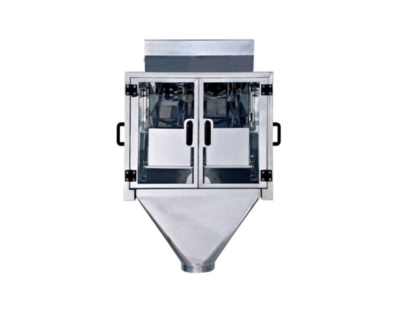 Two Head Linear Weigher