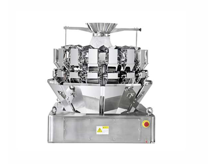 16 Heads Multihead Weigher