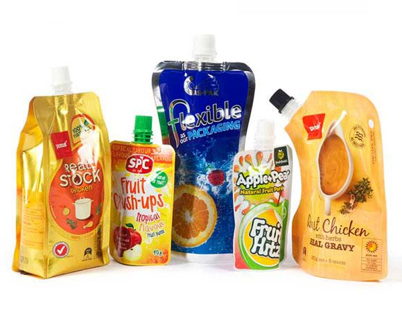 Fruits juice packaging