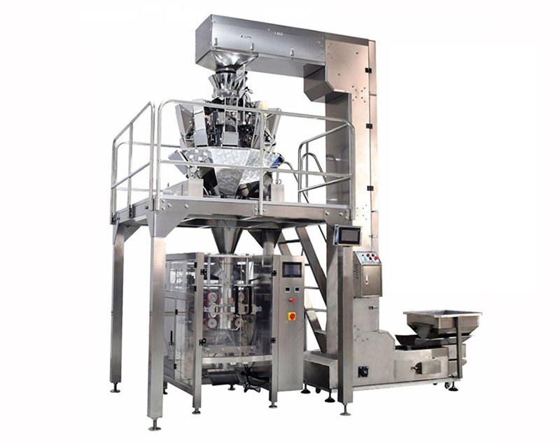 Multihead Weigher Granule Packaging Machines ZV-420A/ZV-520A