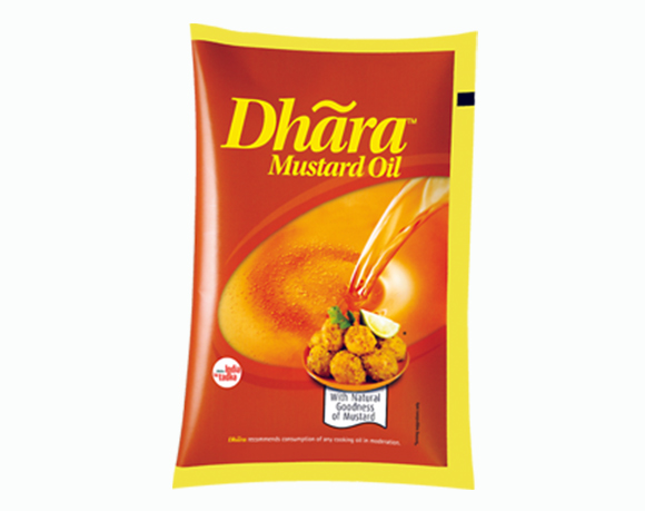 Mustard oil packaging