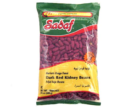 Kidney bean packaging