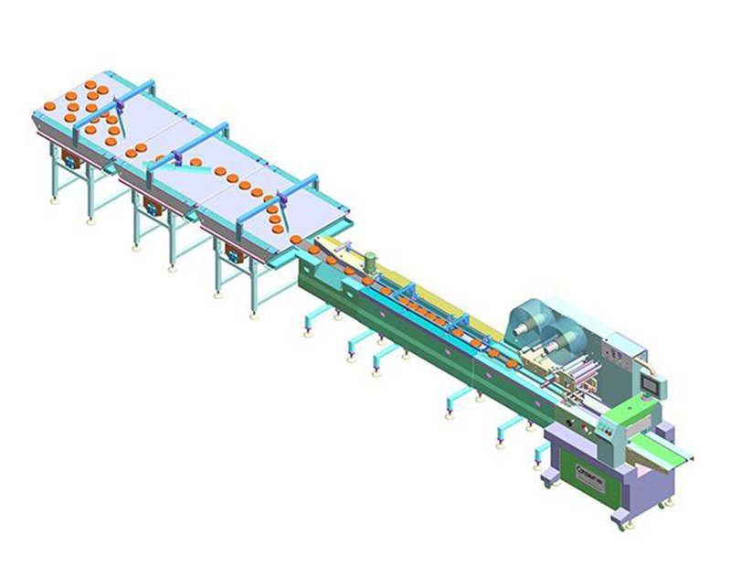 Automatic Feeding Packing Machine