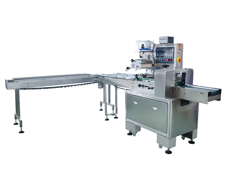 Ice Cream Stick / Popsicle Packaging Machine