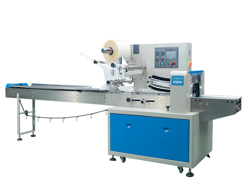 Horizontal Form Fill Seal Flowpack Machine