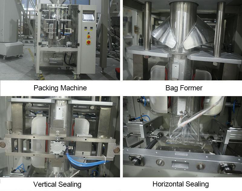 Volumetric Cup Filling Packaging Machine ZV-420C/520C/720C